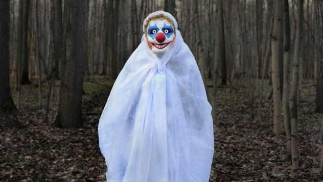 Target pulls Halloween clown mask from their shelves